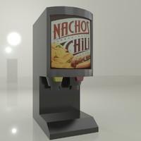 Chilli Cheese Dispenser