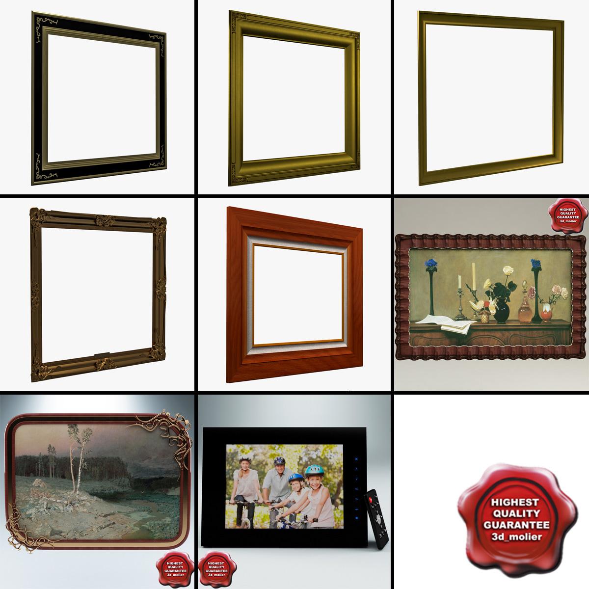3d picture frames v3