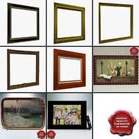 Picture Frames Collection v3