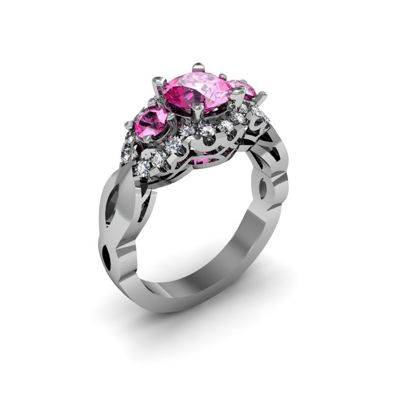 3dm engagement ring