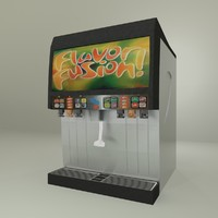 max soda dispenser