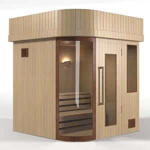 3d bathhouse bath