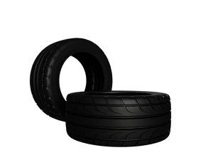 tire tyre wheel ventus 3d c4d