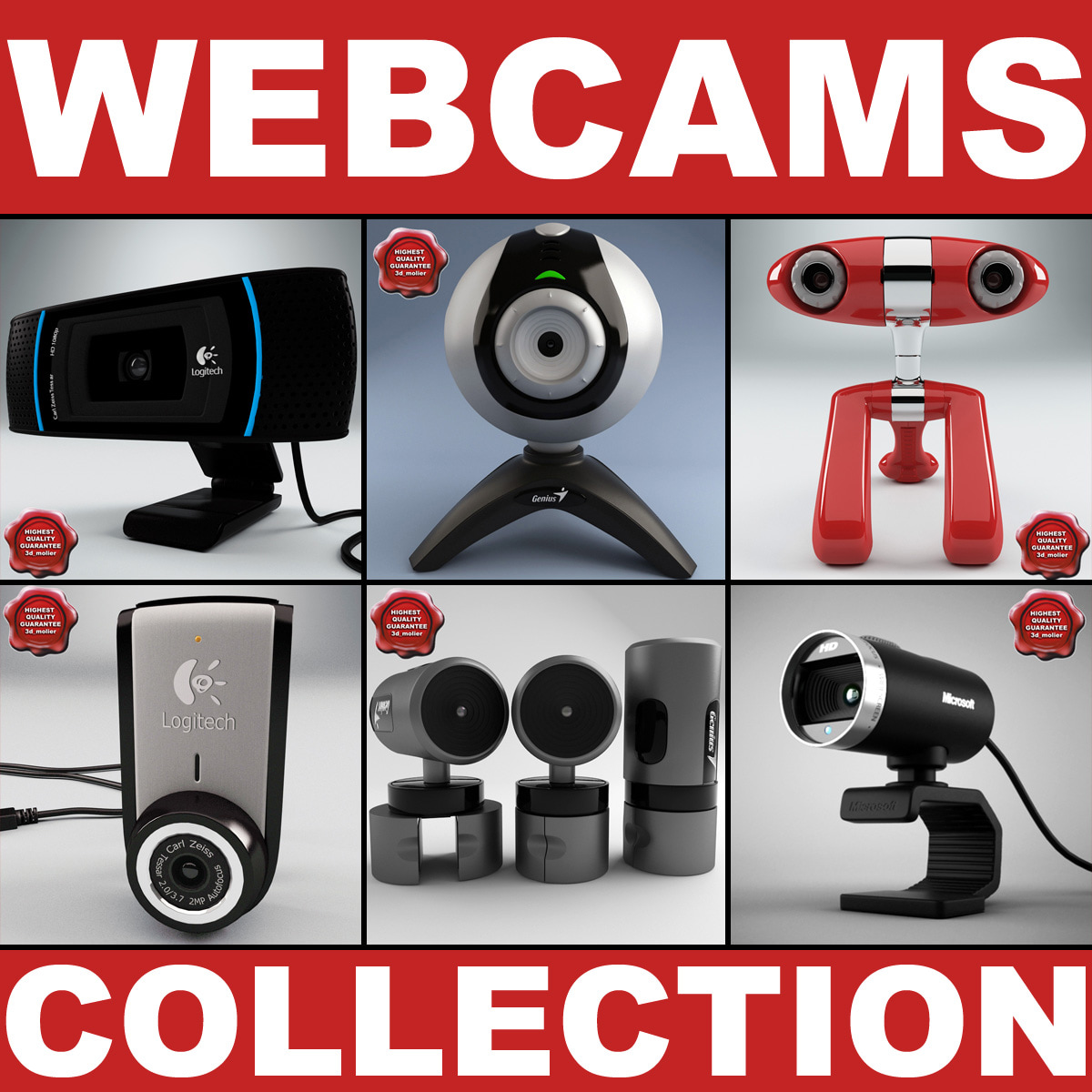 xsi webcams v2