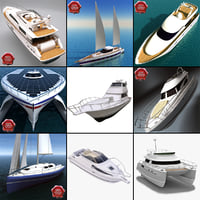 Yachts Collection V4