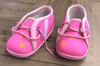 3d max baby shoes