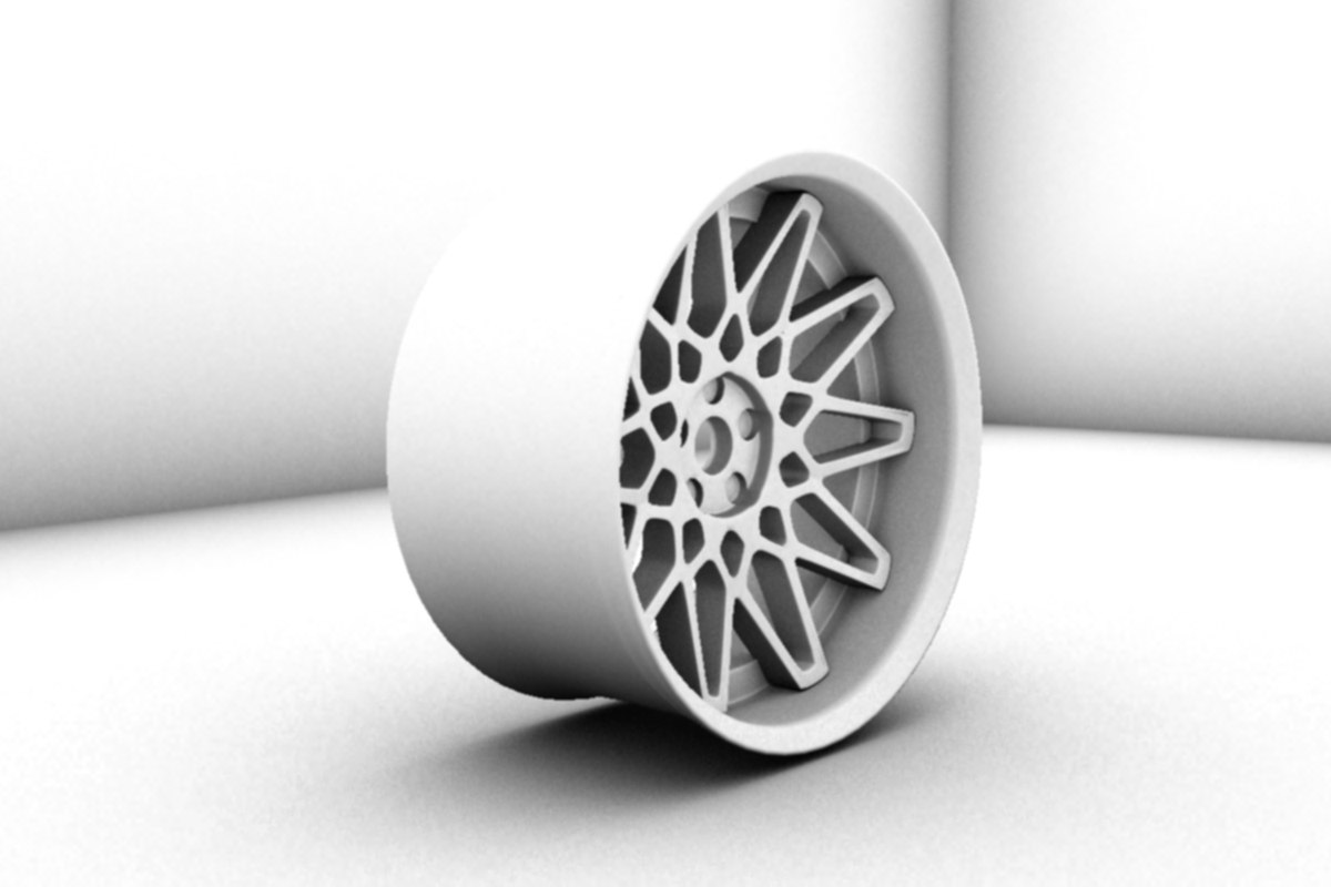 rotiform wheel 3d max