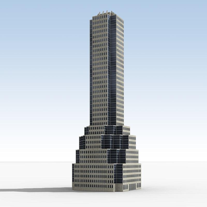 custom skyscraper 3ds