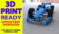 Formula 1 updated