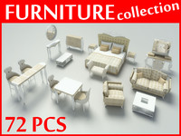 furniture chair sofa 3d max