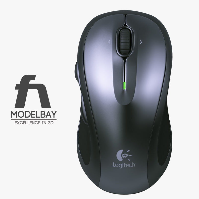 3d logitech wireless mouse