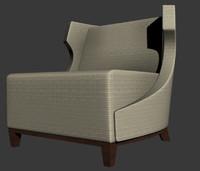 Fendi Dorchester Armchair