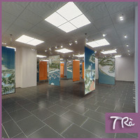 EXHIBITION OFFICE ROOM
