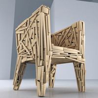 EDRA FAVELA CHAIR