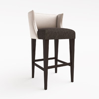 Hill Cross Furniture Duchess - Bar Stool