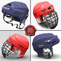 Hockey Helmets Collection