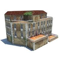 Mediterranean House 01