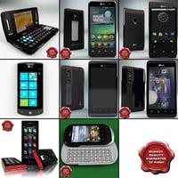 LG Phones Collection V3