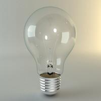 light bulb x