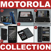 Motorola Phones Collection V3