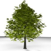 3dsmax plane tree