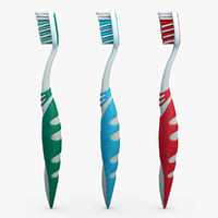 3ds tooth brush v2