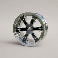 hi-poly lexani wheel disk 3d model