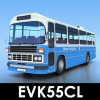 hong bus albions viking 3d max