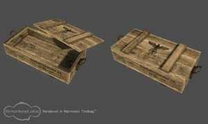 maya grenade box