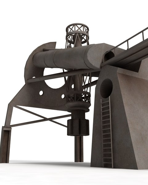 nasa electronic telescope 3d max