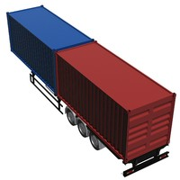 max container trailer
