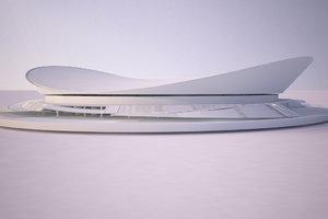 max 2012 olympic velodrome