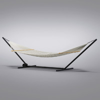 Crate and Barrel - Hammock with Stand and Wheel Kit