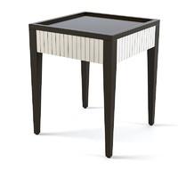 table modern 3d model