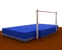 jump 3d model