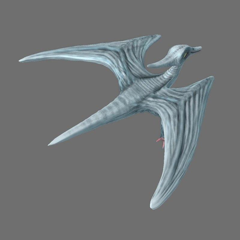 periodontics bird dinosaur 3ds