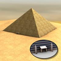 3d pyramid games