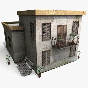 3d model games house