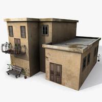 4 Arab House