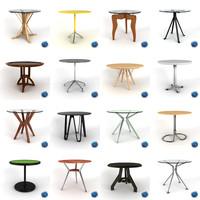 3d table 01 model