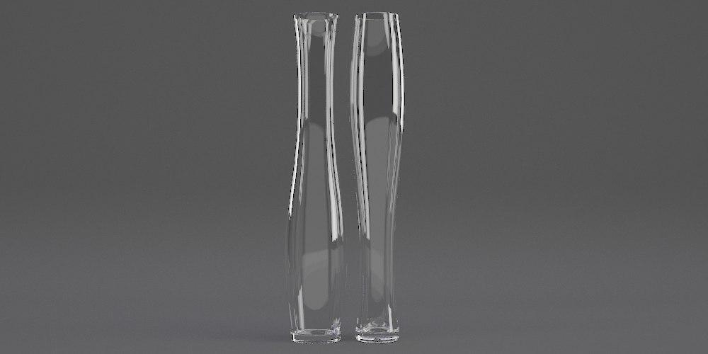 3d model designer vases