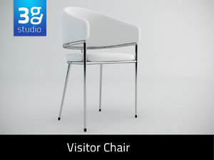 visitor chair office max