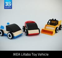 Lillabo Toy vehicle