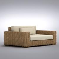 Majorca Chair-and-a-Half