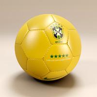 max brasil soccer ball