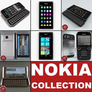 3dsmax nokia phones v10