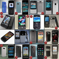 Nokia Phones Collection V11