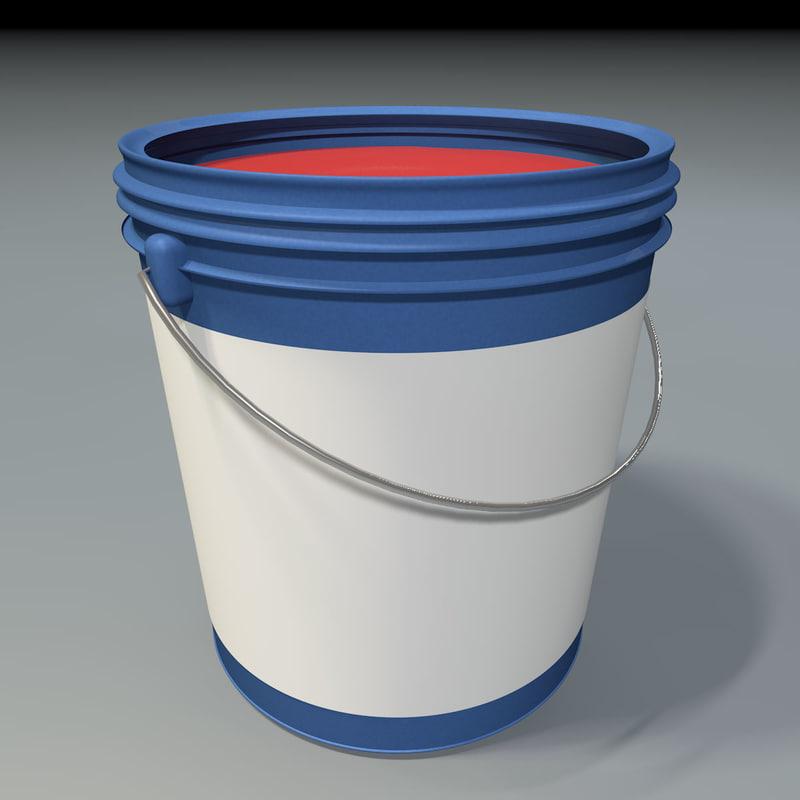 paint bucket 3ds