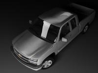 Chevrolet Silverado FL Mk1 Ext Cab