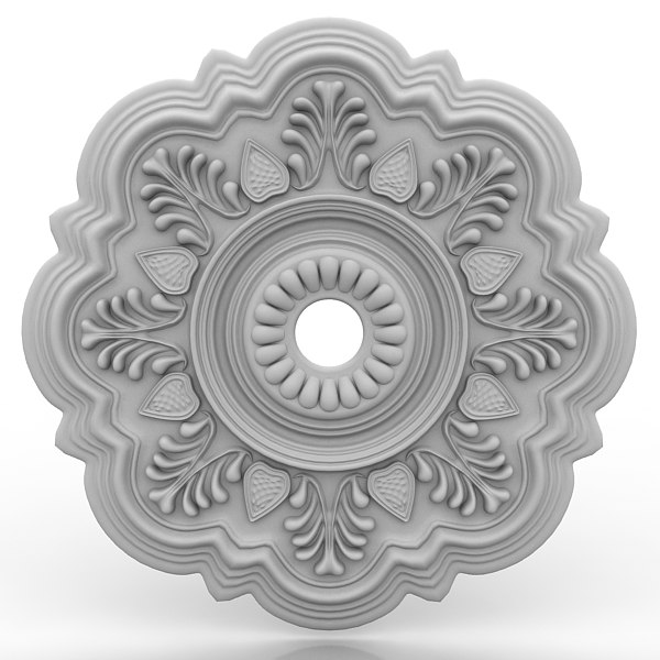 ceiling medallion 11 - Ceiling Medallion